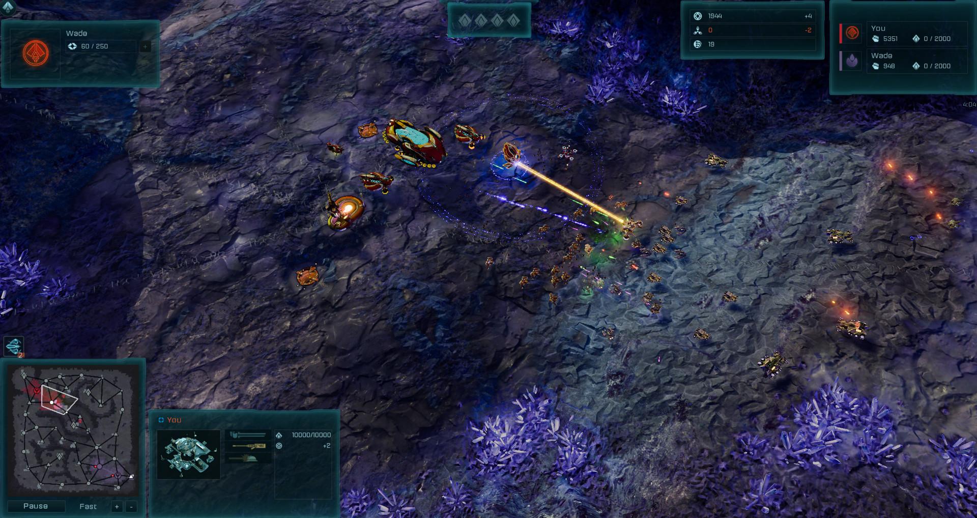Ashes of the Singularity: Escalation Screenshot 3
