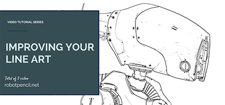 Robotpencil Presents: Improving Your Line Art