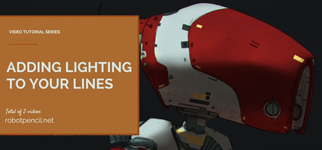 Robotpencil Presents: Adding Lighting to Your Lines