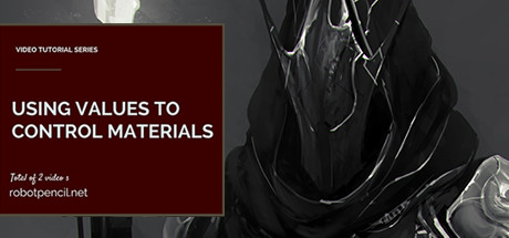 Robotpencil Presents: Using Values to Control Materials