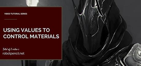 Robotpencil Presents: Using Values to Control Materials