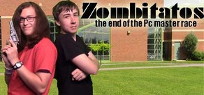 Zombitatos the end of the Pc master race cover art
