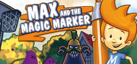 Max and the Magic Marker PC Free Download