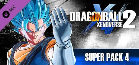 DRAGON BALL XENOVERSE 2 - Super Pack 4