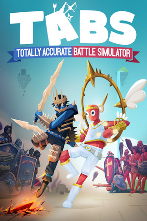 Totally Accurate Battle Simulator poster image on Steam Backlog