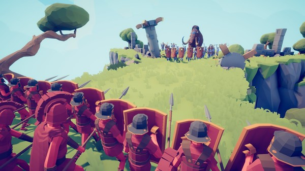 Totally Accurate Battle Simulator Image 1