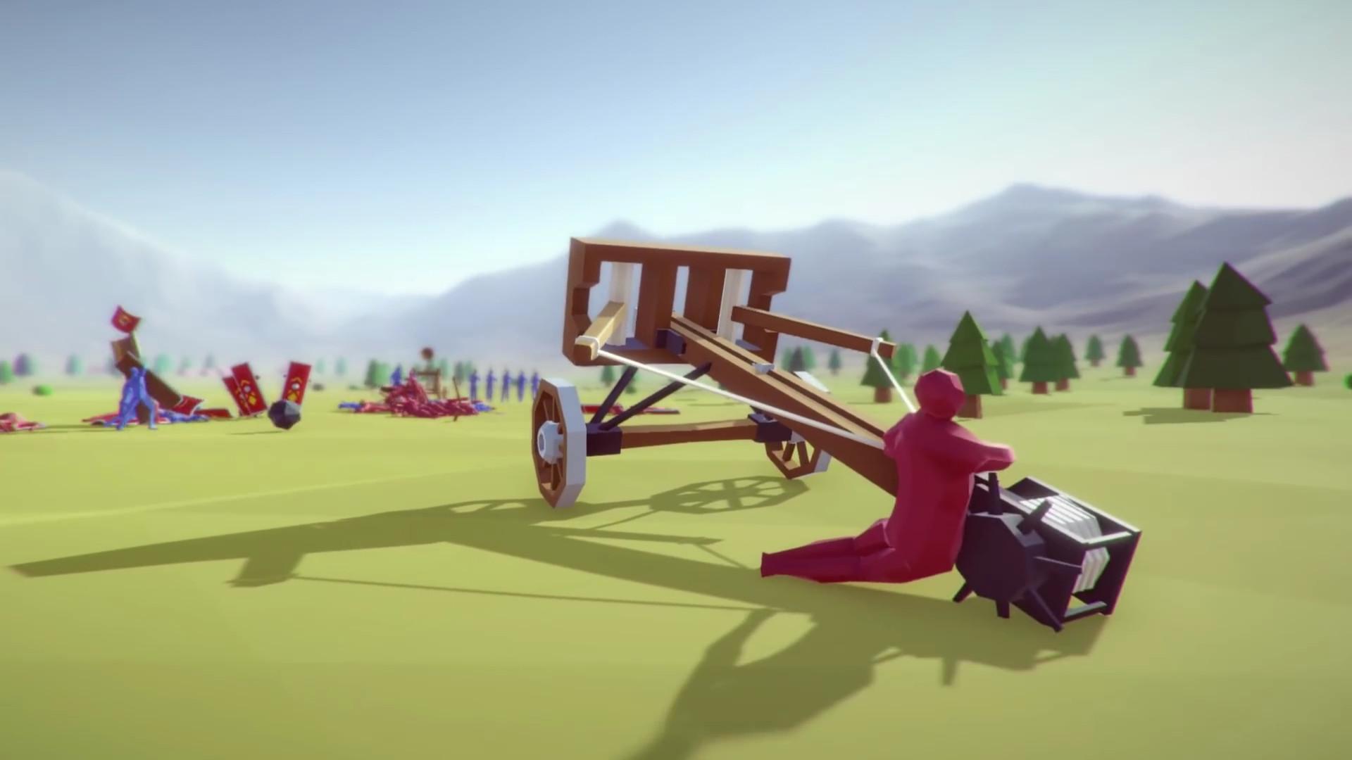 Totally Accurate Battle Simulator Screenshot 3