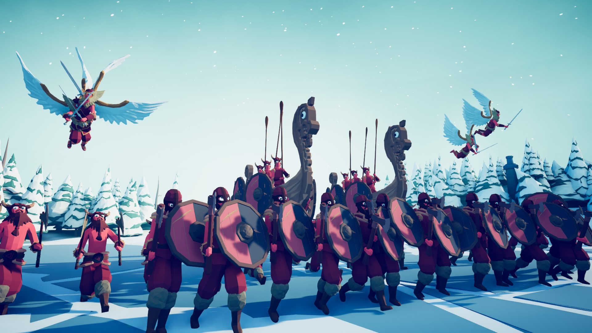 Totally Accurate Battle Simulator [Early Access] [2019|Eng]
