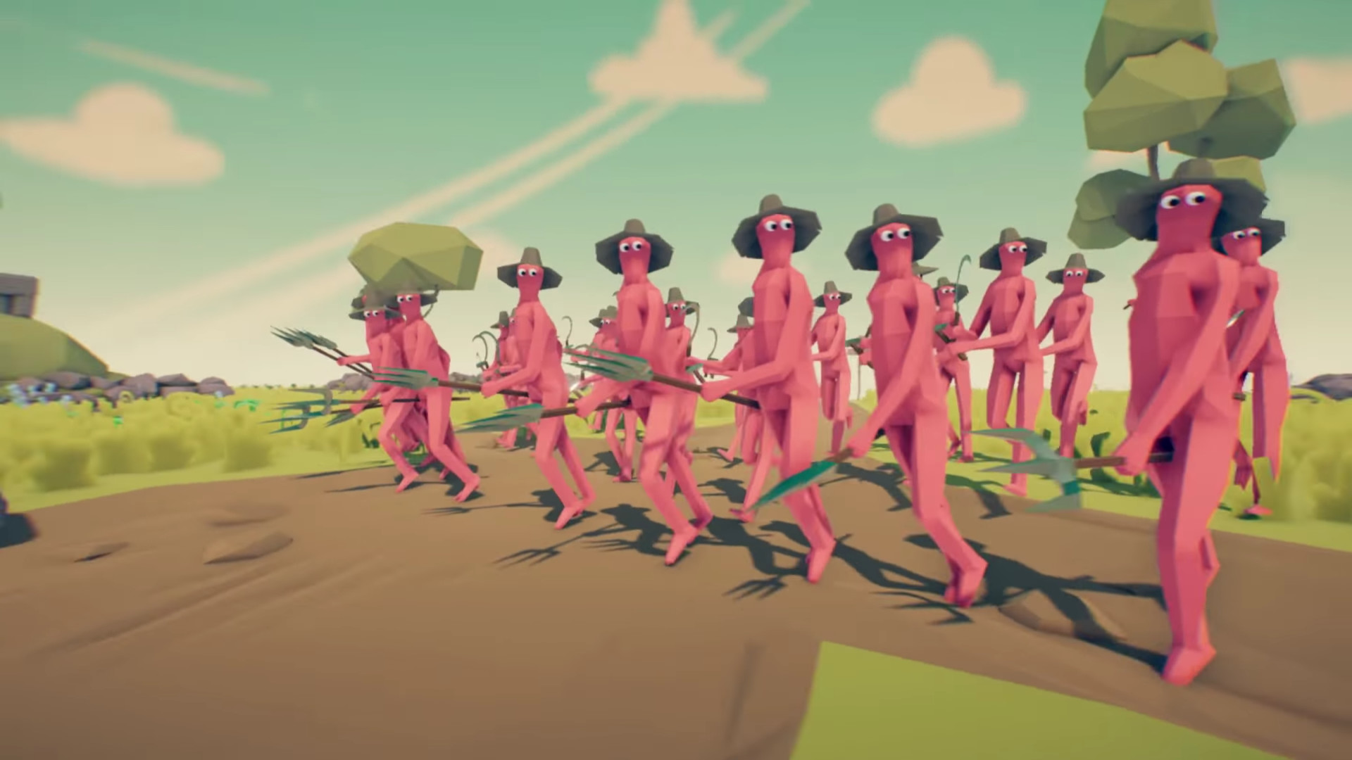 Totally Accurate Battle Simulator Download for PC/Windows