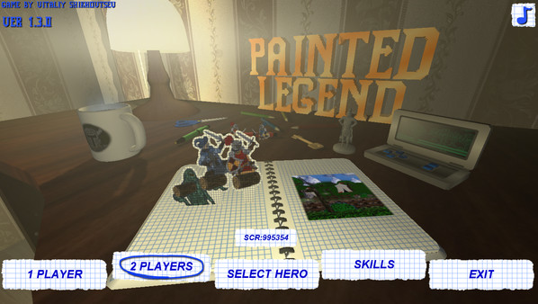 Painted Legend 0