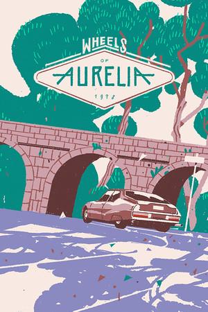 Wheels of Aurelia poster image on Steam Backlog
