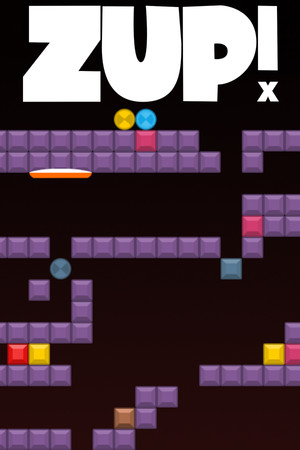 Zup! X poster image on Steam Backlog