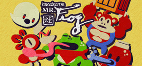 Handsome Mr. Frog cover art