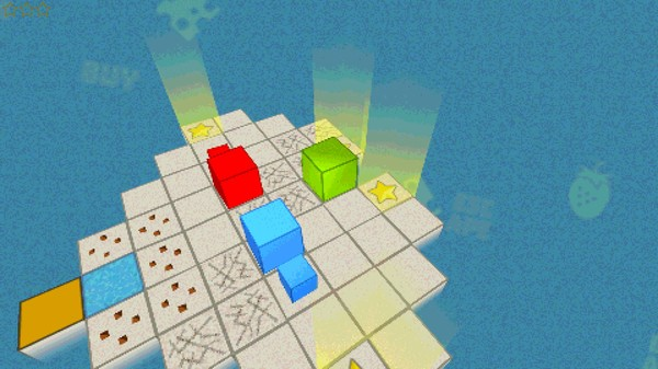 скриншот QUBIC 1