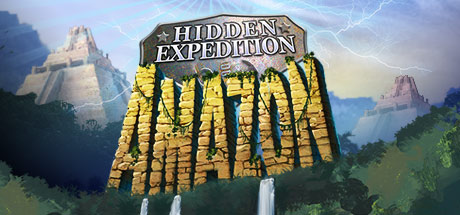 Купить Hidden Expedition: Amazon