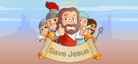 Save Jesus Steam Game