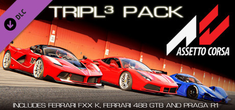 Assetto Corsa -Tripl3 Pack