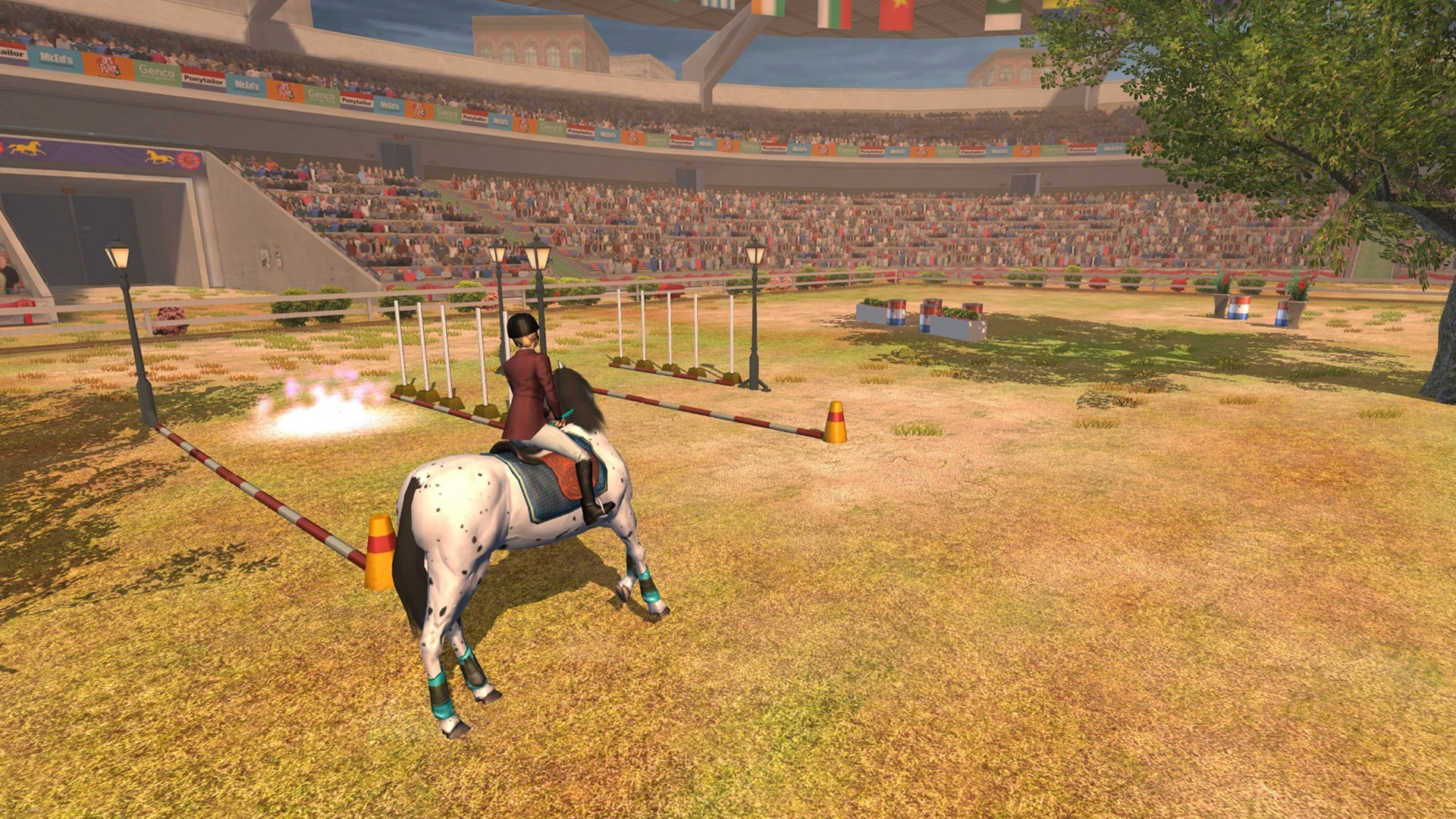 Equestrian games for ps4