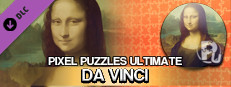 Pixel Puzzles Ultimate – Da Vinci Pack
