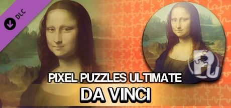 Pixel Puzzles Ultimate - Puzzle Pack: Da Vinci