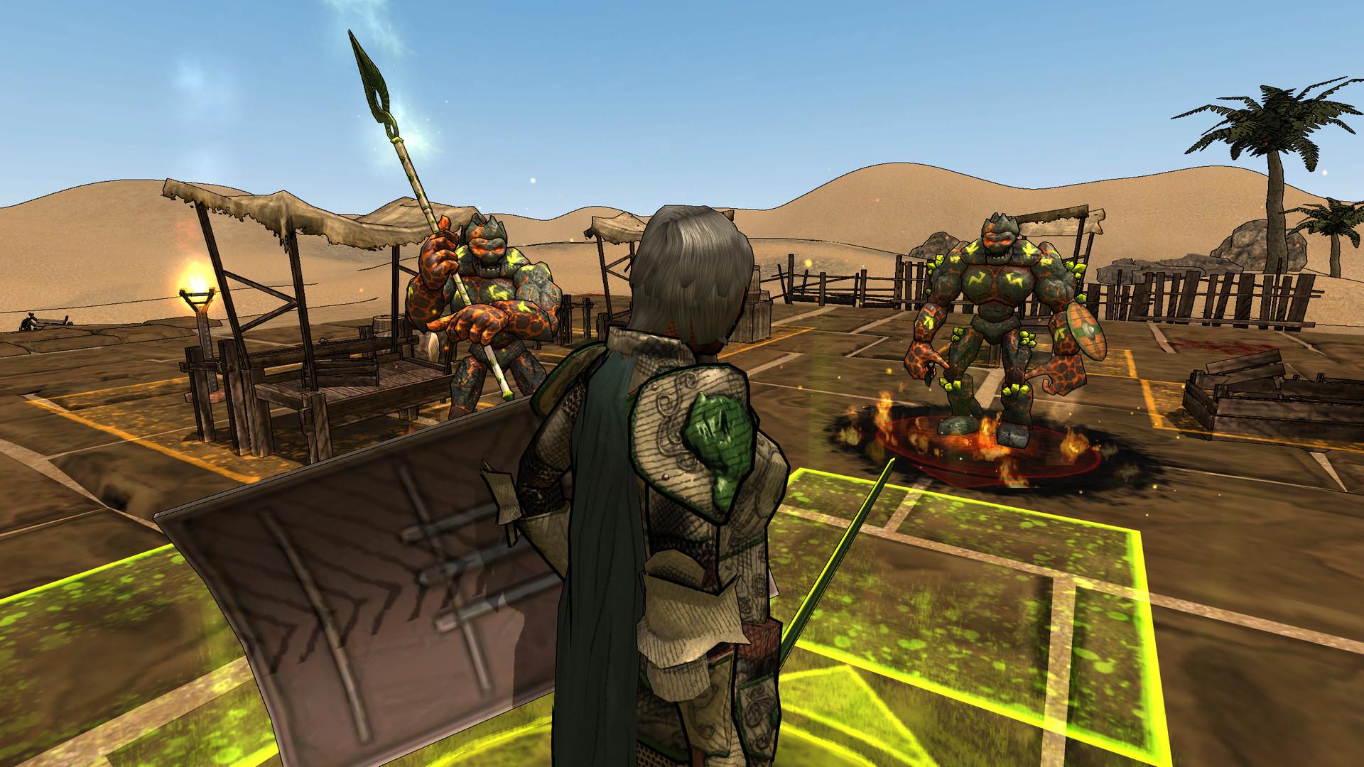 Heroes of Dire on Steam