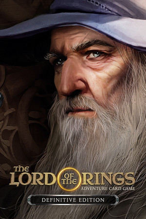 The Lord of the Rings: Adventure Card Game - Definitive Edition poster image on Steam Backlog