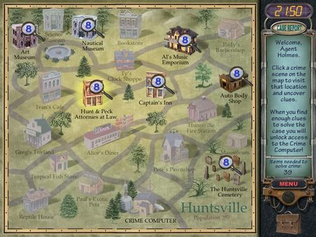 Mystery Case Files: Huntsville™