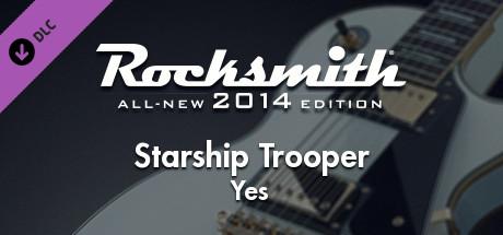 "Rocksmith® 2014 Edition – Remastered – Yes - ""Starship Trooper"""