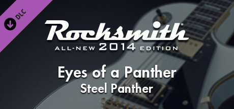 "Rocksmith® 2014 Edition - Remastered – Steel Panther - ""Eyes of a Panther"""