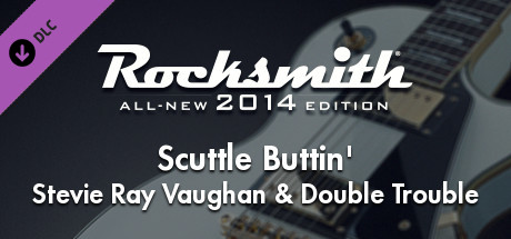 "Rocksmith® 2014 Edition – Remastered – Stevie Ray Vaughan & Double Trouble - ""Scuttle Buttin'"""