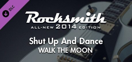 "Rocksmith® 2014 Edition – Remastered – WALK THE MOON - ""Shut Up And Dance"""
