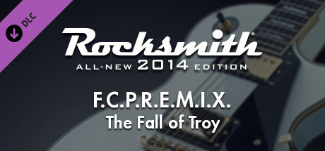 """Rocksmith® 2014 Edition – Remastered – The Fall of Troy – """"F.C.P.R.E.M.I.X."""""""