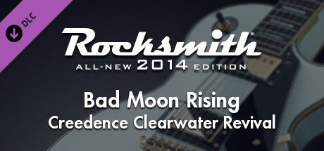 "Rocksmith® 2014 Edition – Remastered – Creedence Clearwater Revival – ""Bad Moon Rising"""