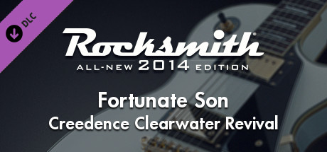 """Rocksmith® 2014 Edition – Remastered – Creedence Clearwater Revival - """"Fortunate Son"""""""