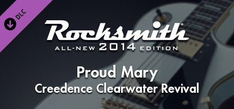 """Rocksmith® 2014 Edition – Remastered – Creedence Clearwater Revival - """"Proud Mary"""""""