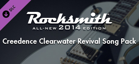 Rocksmith® 2014 Edition – Remastered – Creedence Clearwater Revival Song Pack