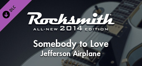 "Rocksmith® 2014 Edition – Remastered – Jefferson Airplane - ""Somebody To Love"""