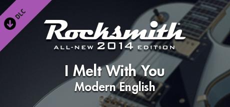 "Rocksmith® 2014 Edition – Remastered – Modern English – ""I Melt With You"""