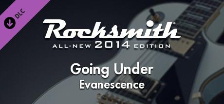 "Rocksmith® 2014 Edition – Remastered – Evanescence - ""Going Under"""