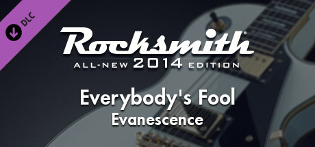 "Rocksmith® 2014 Edition – Remastered – Evanescence - ""Everybody's Fool"""