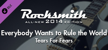 "Rocksmith® 2014 Edition – Remastered – Tears for Fears - ""Everybody Wants to Rule the World"""