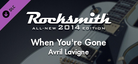 "Rocksmith® 2014 Edition – Remastered – Avril Lavigne - ""When You're Gone"""