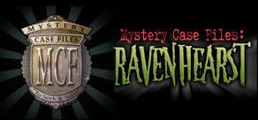 Mystery Case Files: Ravenhearst cover art