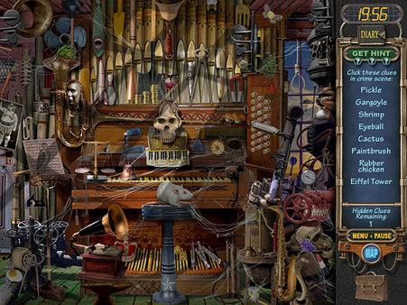 Mystery Case Files: Ravenhearst® 0