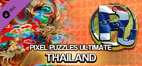 Pixel Puzzles Ultimate - Puzzle Pack: Thailand