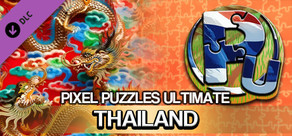 Pixel Puzzles Ultimate - Puzzle Pack: Thailand