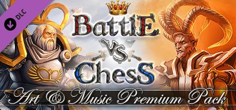 Battle vs Chess - Art & Music Premium Pack