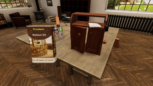 Woodwork Simulator