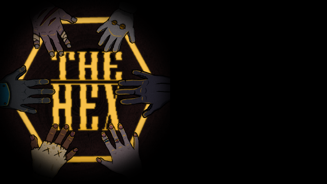 The Hex logo