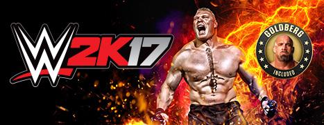 WWE 2K17 - WWE 2K17
